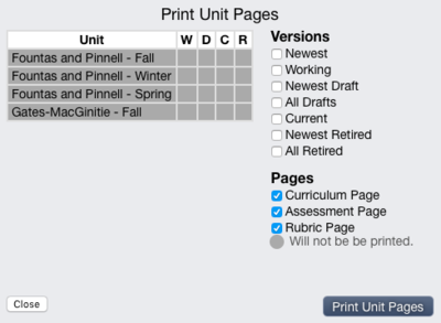VCAT2 CourseSelected PrintUnitPages.png