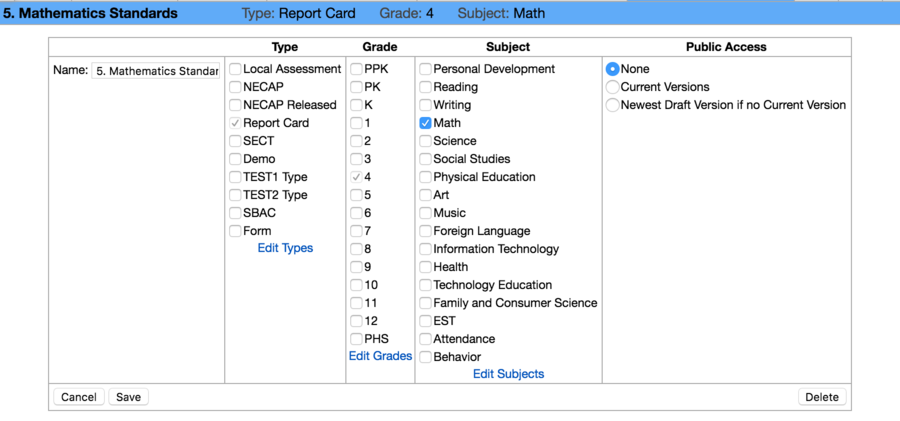 Wiki VCAT2 Develop TypeGradeSubject UnitSelected TopBar DropDown BlueCheck.png