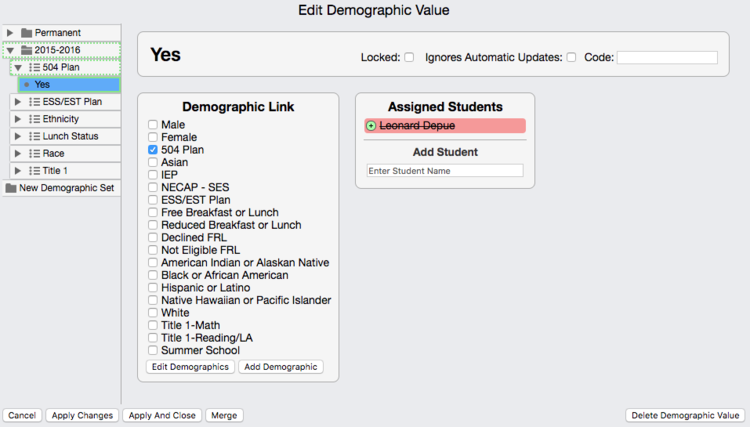 VCAT2 DemographicsGroup EditDemogValue UN-AssignedStudent.png