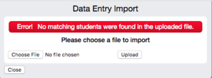 Wiki VCAT2 DataEntryImport NoMatchingStudents.png