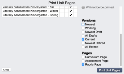 VCAT2 FolderSelected Export PrintUnitPages CurrentSelected RubricPages.png